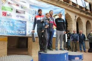 El almanseño fue el 1º en su categoría. (FOTO: Javier Gómez Carpena)