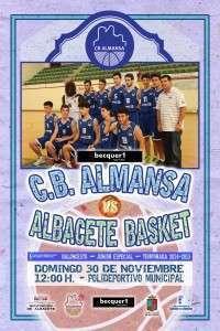 CB Almansa-Albacete