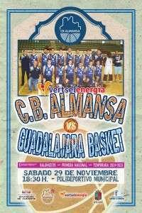 CB Almansa-Guadalajara