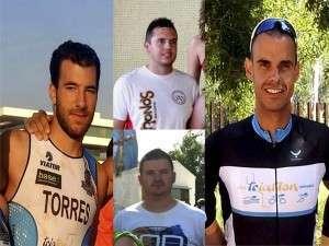 Estos son los entrenadores que impartirán sus clases en el Club Triatlón