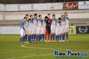 Se guardó un minuto de silencio por el fallecimiento de Mario López, jugador del Almagro C.F.