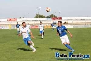 Imagen del partido de la temporada pasada entre U.D. Almansa y Mora C.F. (FOTO: Archivo)