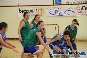 El baloncesto femenino fue el protagonista de la jornada