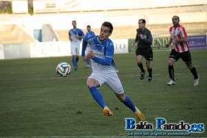 Abengózar trabajó a destajo pero no tuvo el premio del gol.