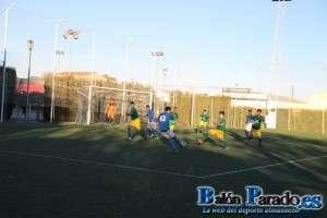Alfonso marcó dos golazos, pero no fueron suficientes. (Imagen del 1-0)