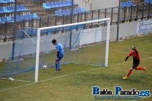 El gol de Abengózar poco antes del descuento dio oxígeno al Almansa.
