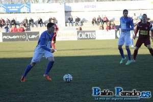 Enrique jugó de titular y culminó una buena actuación marcando el tercer gol local