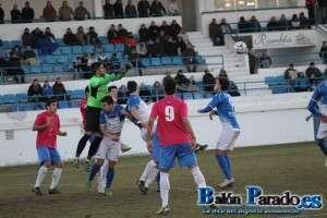 Machuca evitó que el Almansa lograse al menos el empate.