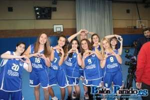 El Femenino del C.B. Almansa es Basket Lover