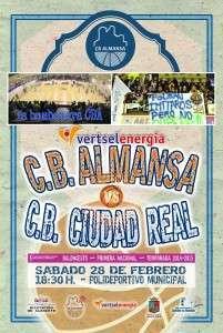 CB Almansa-Ciudad Real
