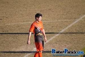 Buen partido de Ignacio, protagonista de la jugada del primer gol almanseño