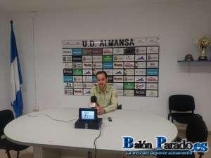 Sergio Inclán se mostraba satisfecho con la victoria y con el trabajo del equipo.