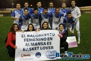 El Club mostró su apoyo a las chicas BasketLover.