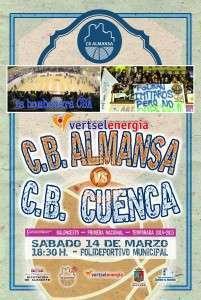 CB Almansa-CUENCA