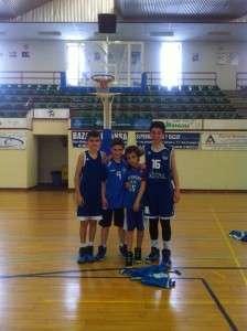 Campeón minibasket masculino
