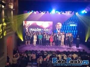 La primera edición de la Gala se celebró en el Teatro Rojas de Toledo.