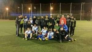 Astondoa se proclamó Campeón del 45º Campeonato local de Fútbol 7. (FOTO: Organización)