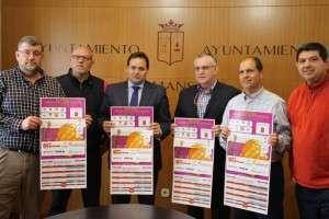 La presentación se hizo oficial en el Ayuntamiento de Almansa. (FOTO: María José Simón)