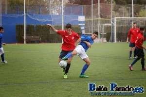 Manu fue el autor del gol almanseño en Socuéllamos. (FOTO: Archivo)