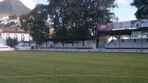 """El """"Ciudd de Martos"""" es el Estadio donde se disputará el partido"""