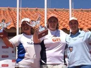 Beatriz Laparra, 19 años consecutivos ganando en España.