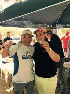 Bea Laparra y Diego Martínez estarán en el Mundial de Recorridos de Caza