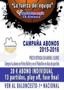 CARTEL ABONOS 2015-20162