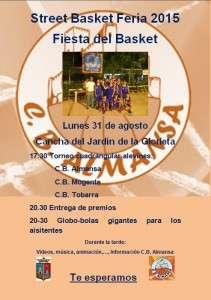 Street Basket Feria 2015
