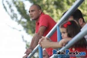 Castellanos terminó el partido muy enfadado. (FOTO: Archivo)