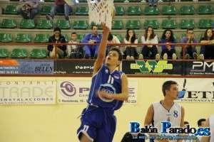 El Junior del C.B.Almansa cayó derrotado en su debut liguero