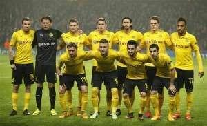 El Dortmund de Marcos Reus estará en el Paco Simón.