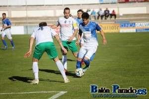 Imagen del partido de la temporada pasada en el Paco Simón
