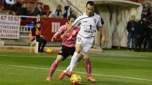 Santi Jara, uno de los mejores del Albacete Balompié. (FOTO: Marca.com)