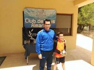 Jaime Landete - Campeón Benjamín