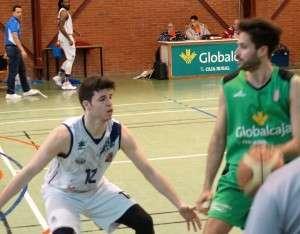 Gran partido de todo el equipo. Fotografía de José Manuel García