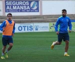 José Carlos entrena con normalidad y podría ser de la partida