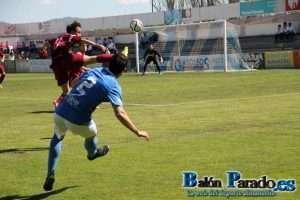 Imagen del partido U.D. Almansa-C.D. Manchego de la temporada pasada
